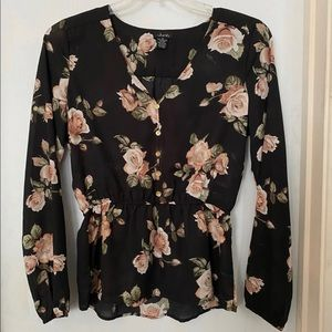 M Justify Blouse